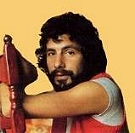 Cat Stevens in a Red Sweater